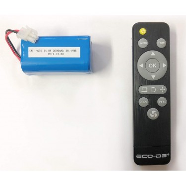 ECO-998 R4 Batería de Litio...