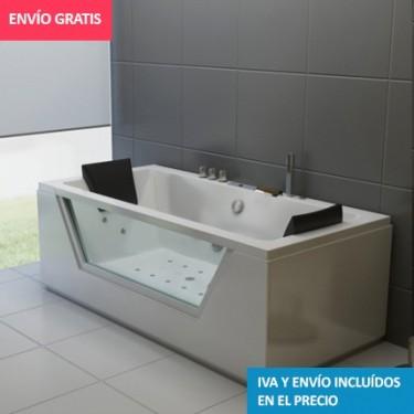 Bañera hidromasaje ECO-DE®...
