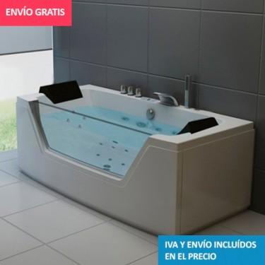 Bañera de hidromasaje...