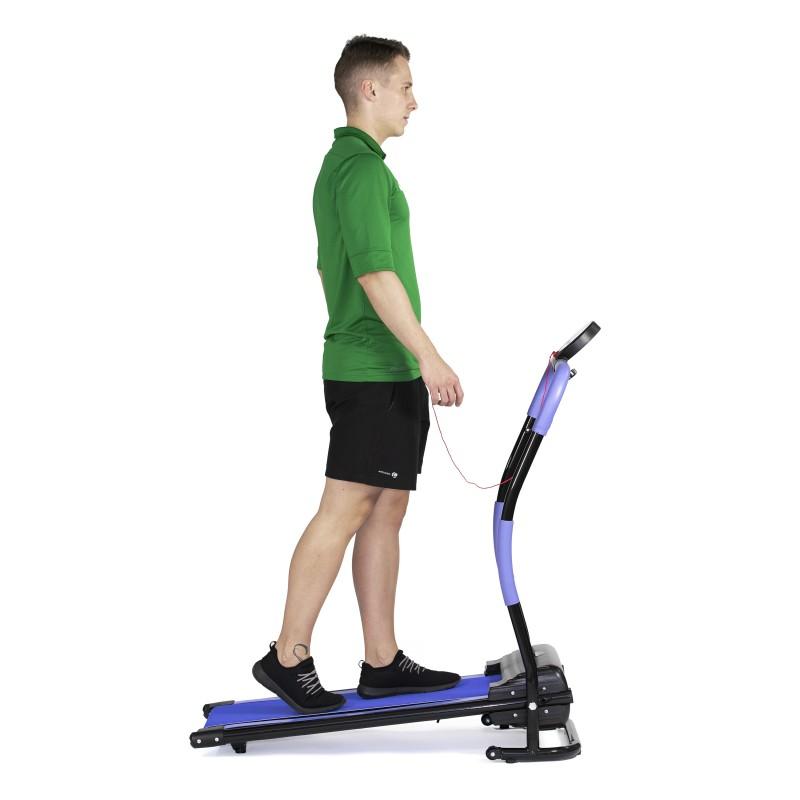ECODE Tapis de marche 1 à 6 km / h. 500 W de puissance