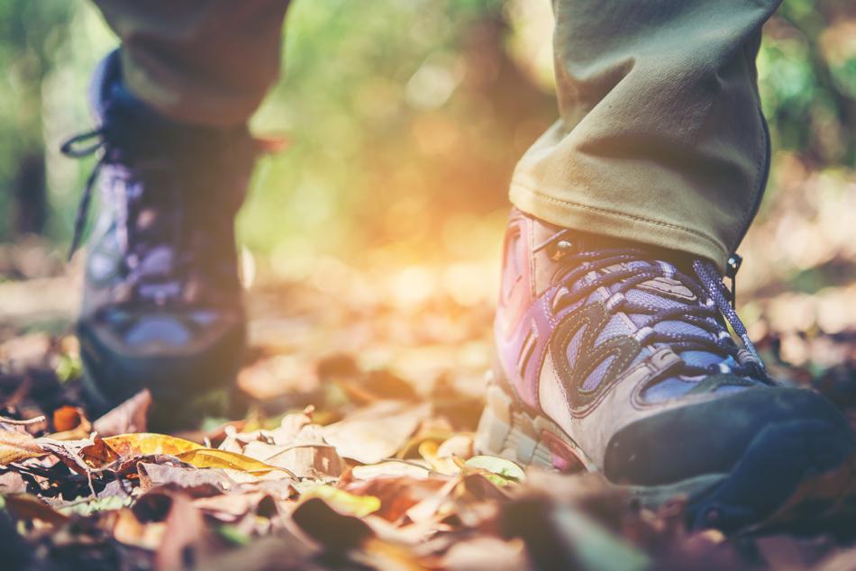 como elegir zapatillas de trekking para senderismo